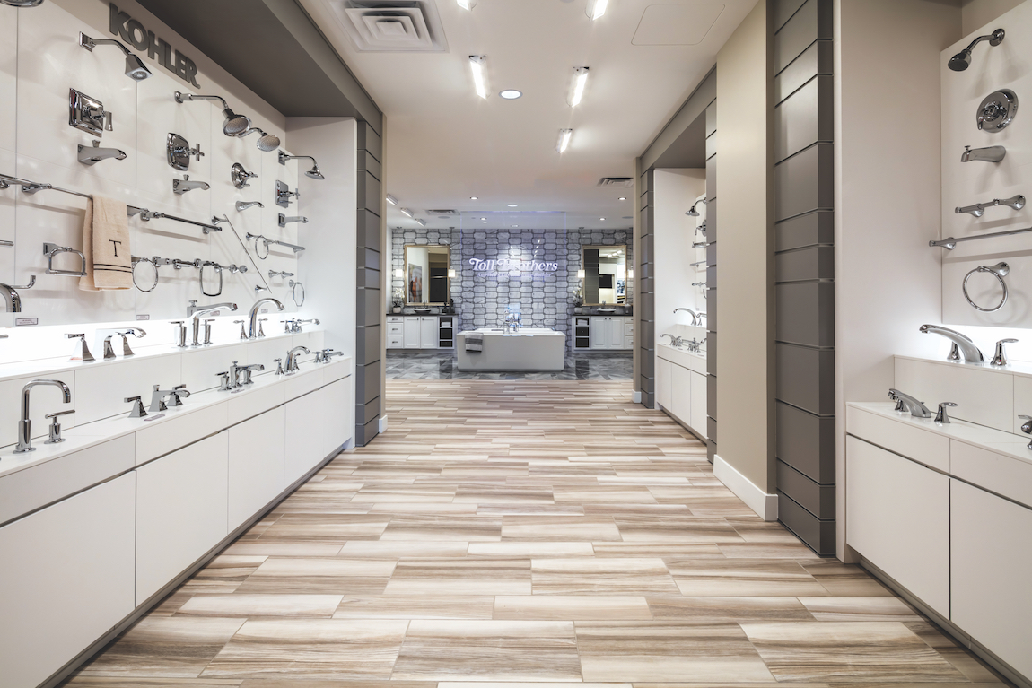 Toll Brothers design studio in Las Vegas
