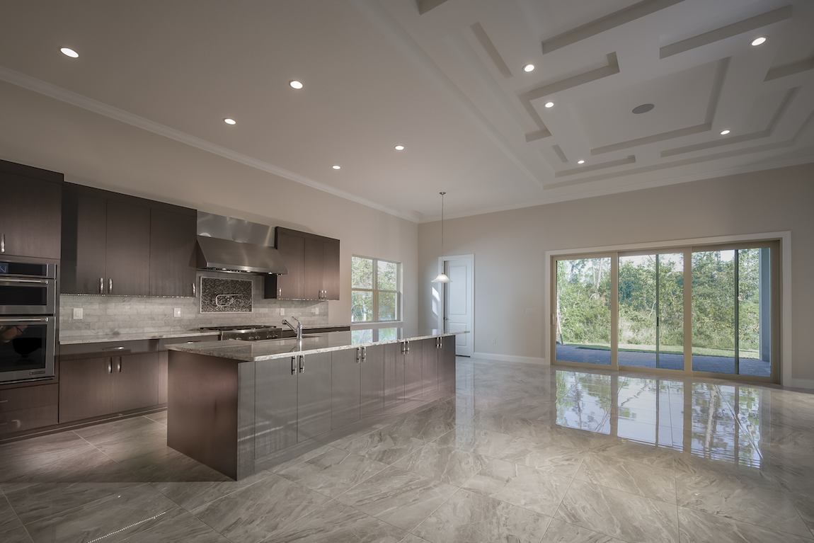 Toll Brothers Quick Delivery Home in Royal Cypress Preserve, Florida