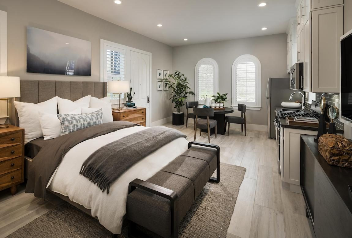 Multigenerational bedroom