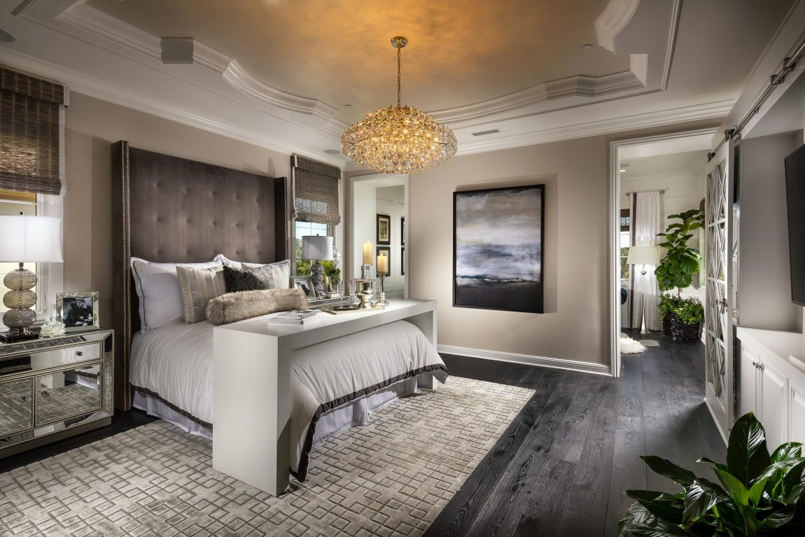 The Modern Dual Master Bedroom Trend in Luxury Homes on Luxury Master Bedroom  id=31580