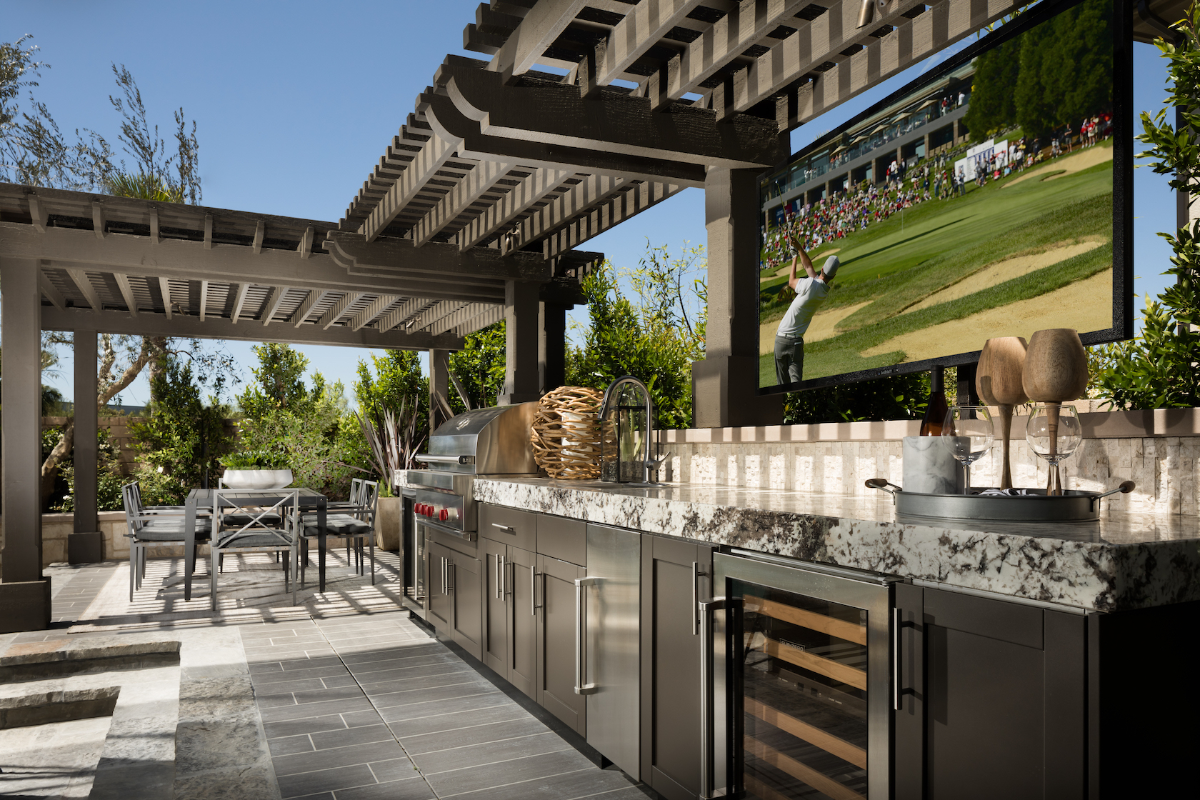 terrific gallery various ideas designing outdoor kitchen | Dream Designs & Ideas For Your Outdoor Kitchen | Build ...