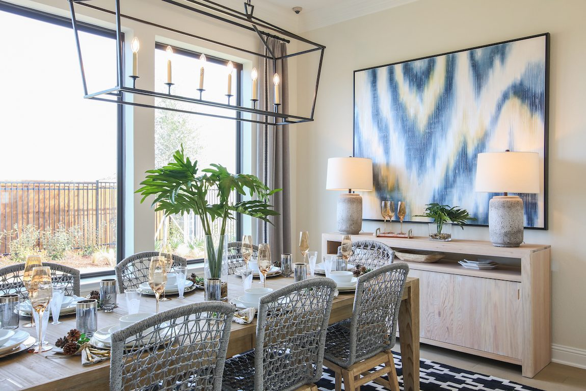 Dining Room Design Ideas To Keep You On