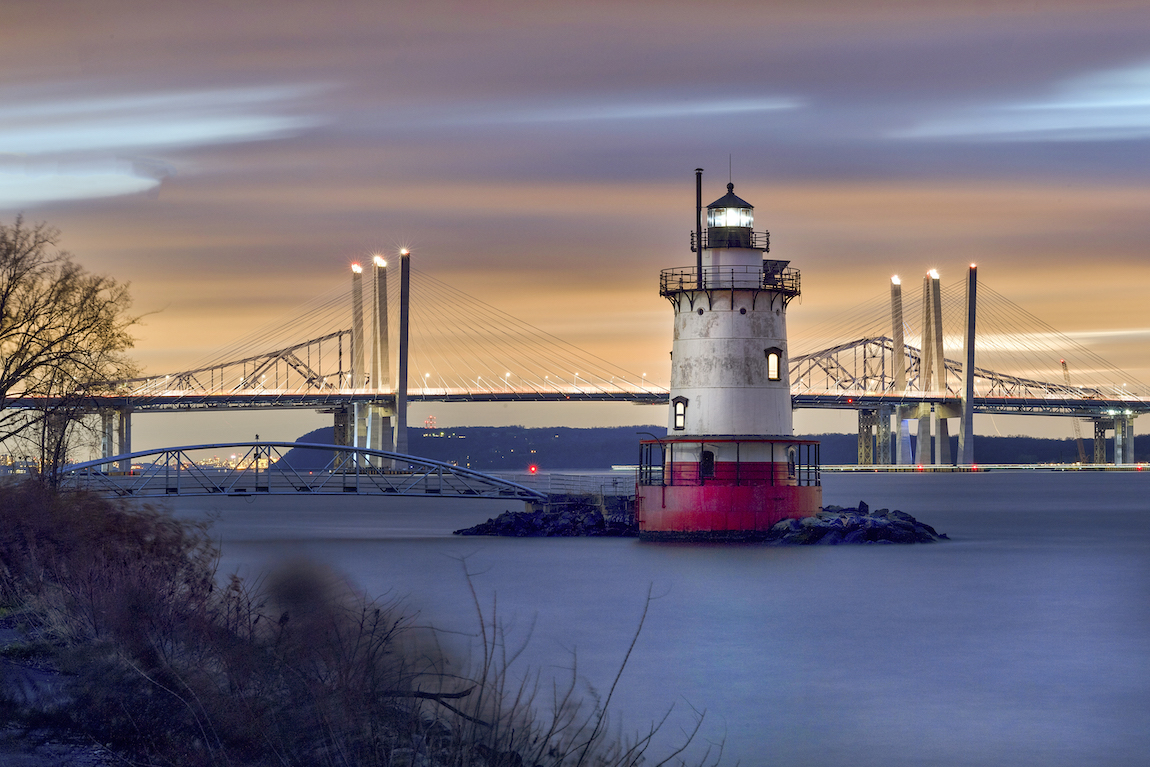 Lighthouse in Brooklyn, New York City