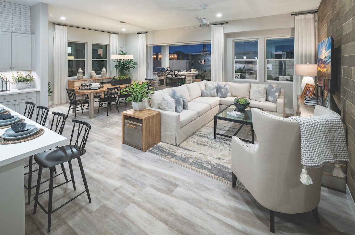 Toll Brothers Model Homes Opened In 2019 Build Beautiful