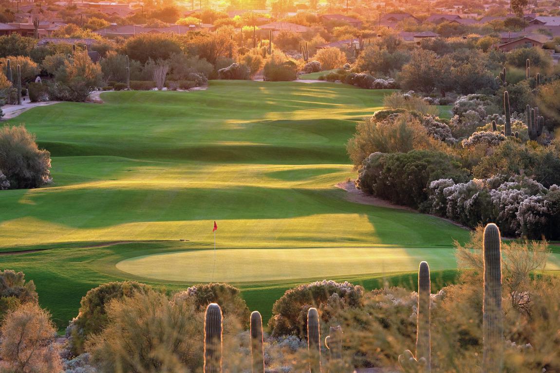 Golf course in Phoenix, AZ