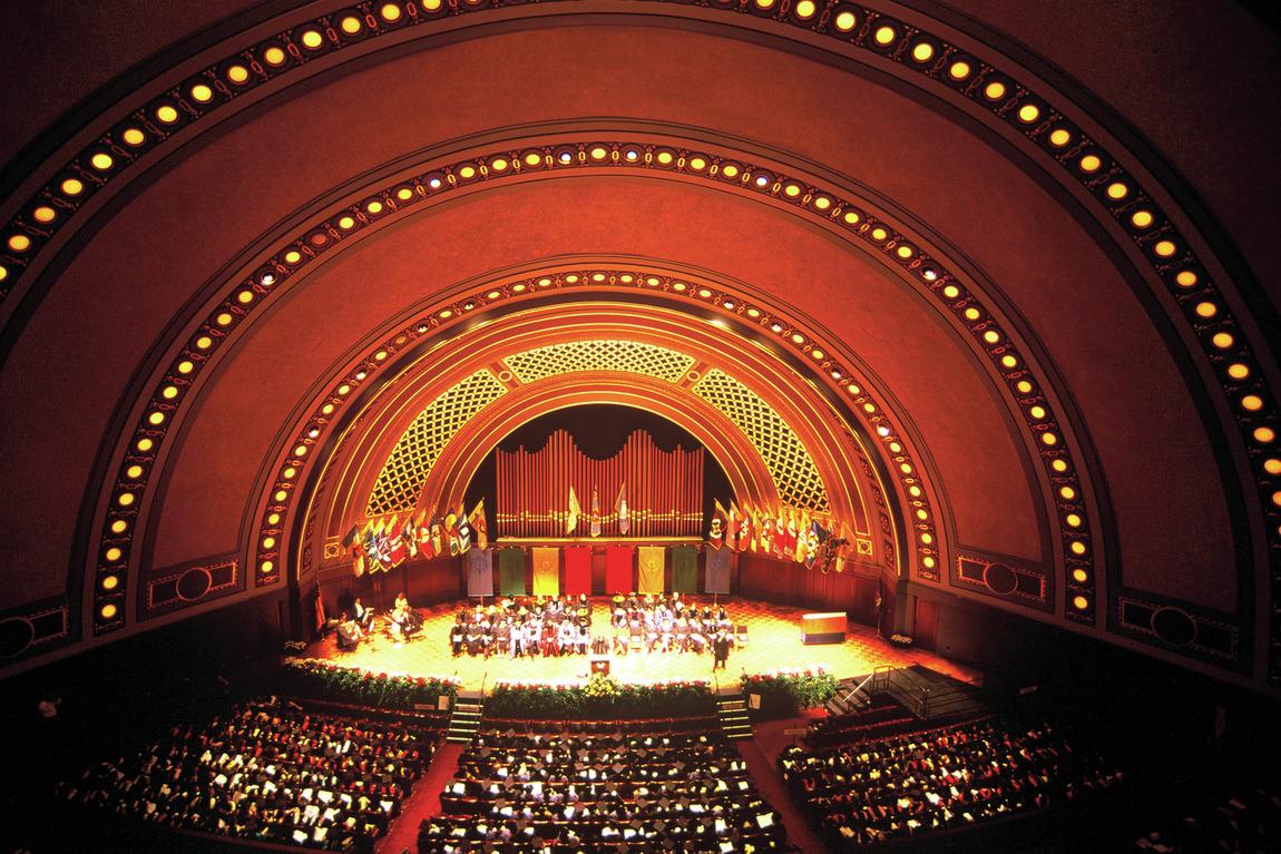 Music hall located in Ann Arbor, MI
