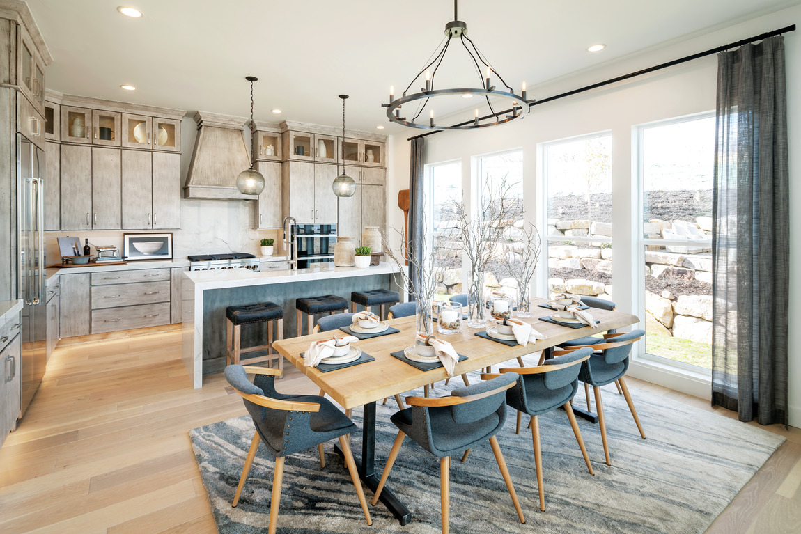 Kitchen perfect for small to large get-togethers