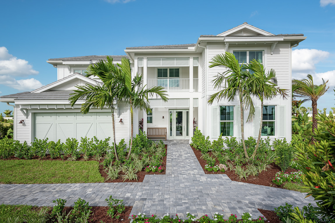 Modern farmhouse design in Southeast, FL