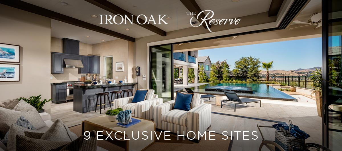 Iron Oak The Reserve Exclusive Home Sites