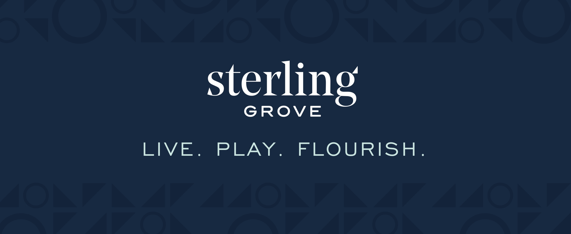 Sterling Grove Events