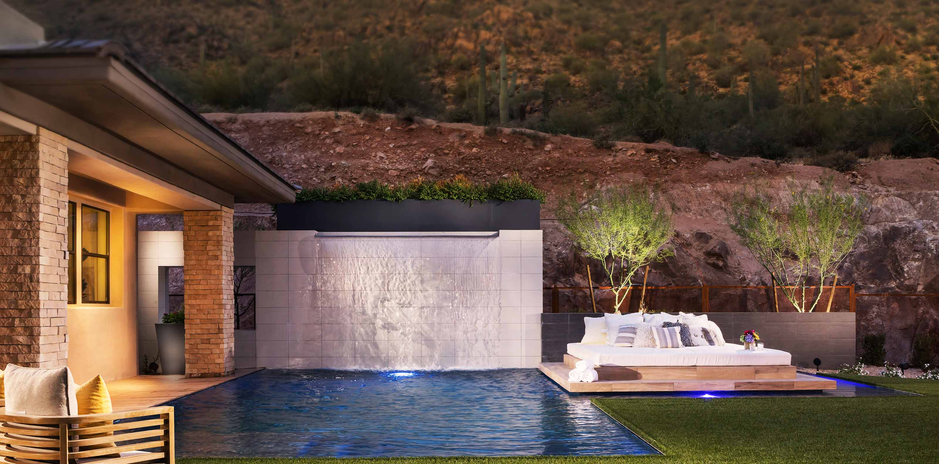 The Parker at Toll Brothers at Adero Canyon in Fountain Hills, Arizona
