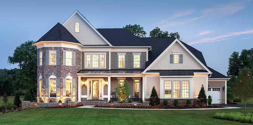 Pleasing New Construction Homes For Sale Toll Brothers Luxury Homes Interior Design Ideas Helimdqseriescom