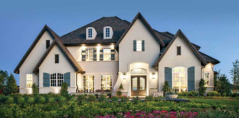 New Construction Homes For Toll Brothers Luxury